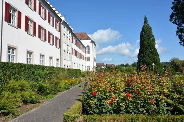 Nr. 3005 / 17.08.2014 / Kloster Rheinau / 6000 x 4000 / JPG-Datei