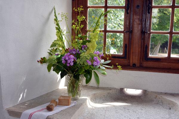 Nr. 2560 / 09.08.2014 / Schloss Hallwyl, Seengen / 6000 x 4000 / JPG-Datei