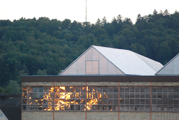 Nr. 2016 / 27.08.2008 / Zürich, Neu-Oerlikon / 3872 x 2592 / JPG-Datei