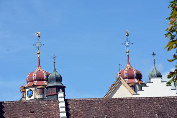 Nr. 3003 / 17.08.2014 / Kloster Rheinau / 6000 x 4000 / JPG-Datei