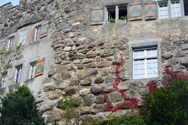 Nr. 2602 / 05.10.2014 / Schloss Wellenberg, Felben Wellhausen / 6000 x 4000 / JPG-Datei