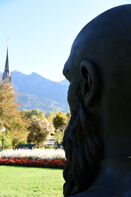 Nr. 1117 / 2018 / Skulpturen in Bad Ragaz / 6000 x 4000 / JPG-Datei / NEF File