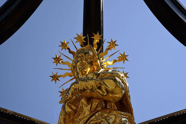 Nr. 3054 / 2016 / Kloster Einsiedeln / 6000 x 4000 / JPG-Datei