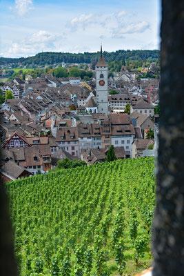 Nr. 2635 / 2014 / Burg, Munot / 6000 x 4000 / JPG-Datei / NEF Datei