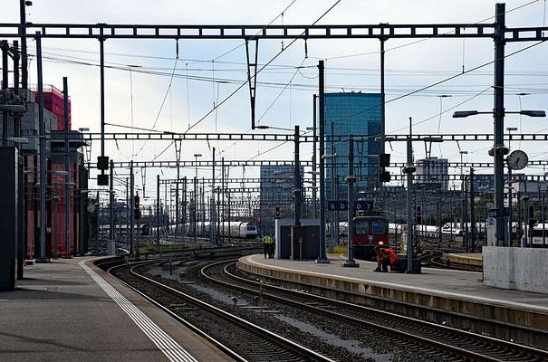 5184 /  Woche 24 / Zürich Hauptbahnhof