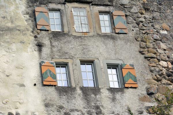 Nr. 2601 / 05.10.2014 / Schloss Wellenberg, Felben Wellhausen / 6000 x 4000 / JPG-Datei