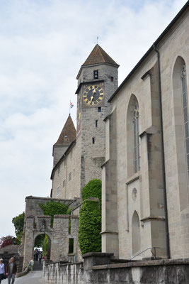 Nr. 2532 / 25.05.2014 / Schloss Rapperswil / 6000 x 4000 / JPG-Datei