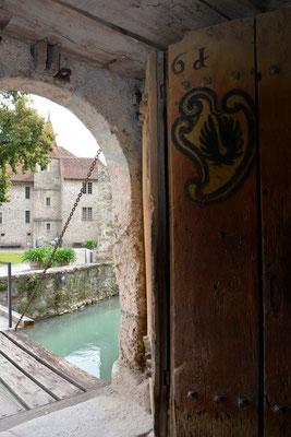 Nr. 2565 / 09.08.2014 / Schloss Hallwyl, Seengen / 6000 x 4000 / JPG-Datei