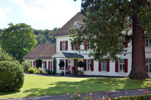 Nr. 3007 / 17.08.2014 / Kloster Rheinau / 6000 x 4000 / JPG-Datei