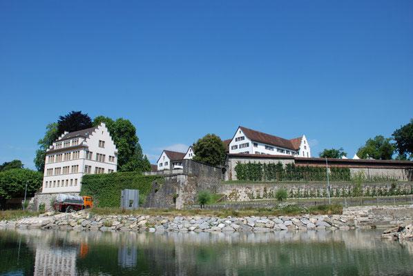 Nr. 268 / 11.07.08 / Kloster Wettingen / 3872 x 2592 / JPG Datei