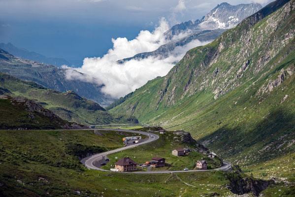 2020, Woche 28, Gotthard-Pass Mätteli
