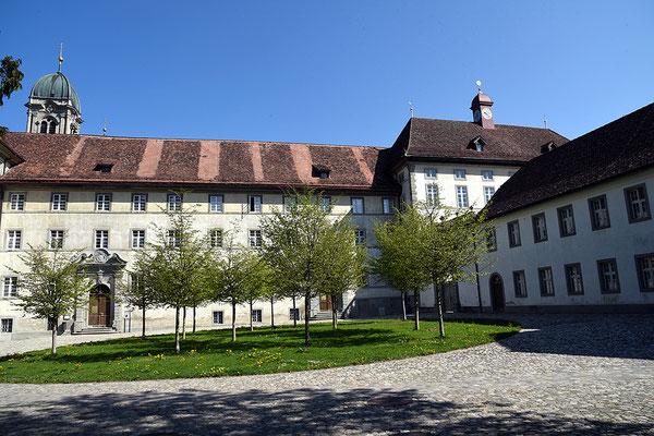 Nr. 3033 / 2016 / Kloster Einsiedeln / 6000 x 4000 / JPG-Datei