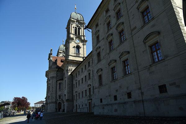 Nr. 3030 / 2016 / Kloster Einsiedeln / 6000 x 4000 / JPG-Datei