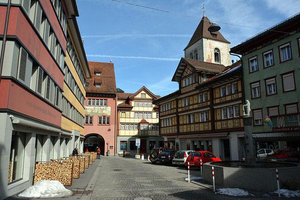 Nr. 227 / 08.03.2015 / Appenzell /6000 x 4000 / JPG-Datei