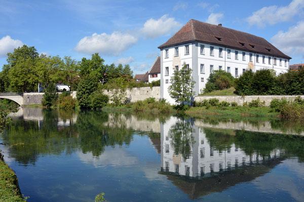 Nr. 3001 / 17.08.2014 / Kloster Rheinau / 6000 x 4000 / JPG-Datei