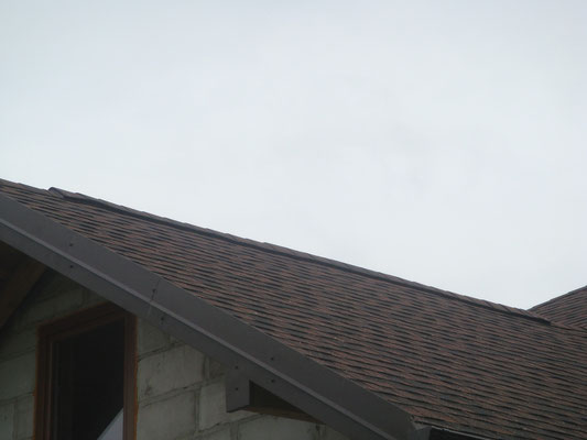 Gont laminowane, GAF Timberline HD, kolor Hickory, montaż mLuksus