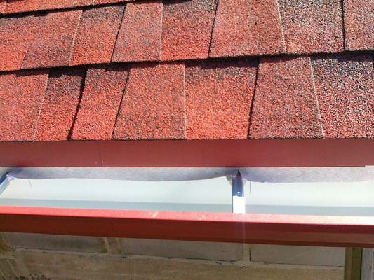 Gont laminowany, GAF, Timberline HD, Patriot Red
