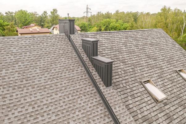 Pokrycie dachowe z gontu bitumicznego GAF to gwarancja wysokiej jakości