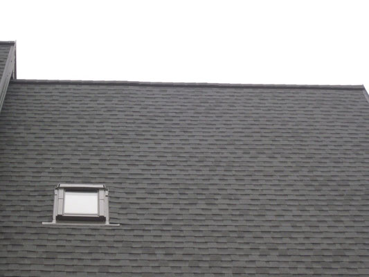 Gont, laminowany, GAF Timberline HD, kolor Charcoal