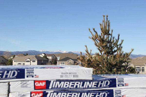 Gont Bitumiczny, laminowany, GAF Timberline® HD™ kolor Barkwood