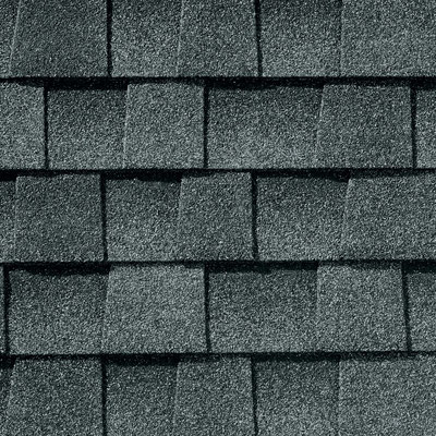 Gonty, GAF, Timberline Natural Shadow, Kolor: Pewter Gray