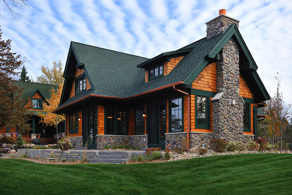 Gont Bitumiczny, laminowany, GAF Timberline® HD™ kolor Hunter Green