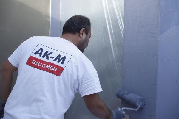 AK-M Bau GmbH Malarbeiten