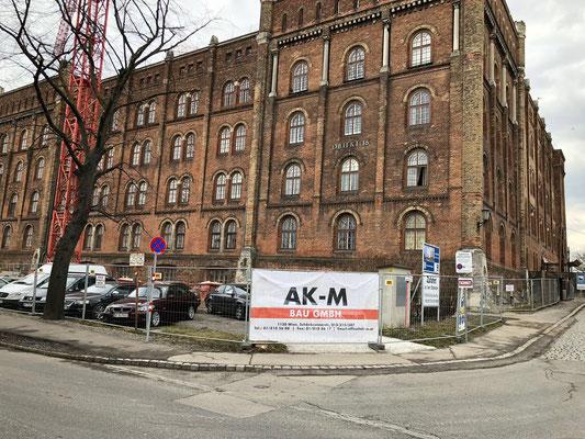 Bauarbeiten in 1030 Wien
