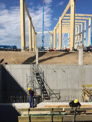 Baumeisterarbeiten in Niederösterreich