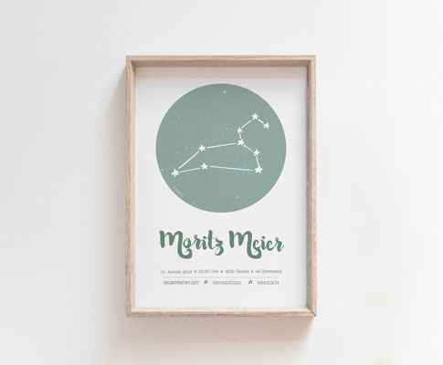 "Stars ""green"""