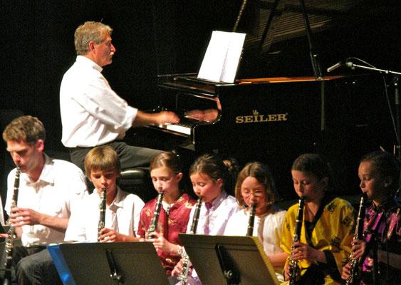 Concert de l'école de musique de Ploemeur