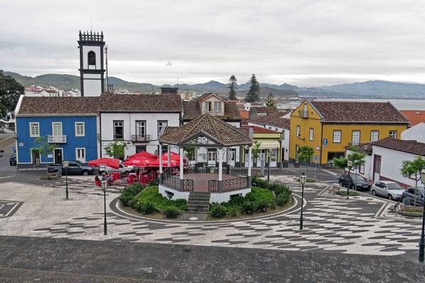 Ribeira Grande - eine sehr malerische Stadt im Norden der Insel Sao Miguel