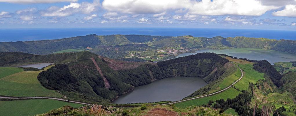 Der Miradouro da Boca do Inferno (Aussichtspunkt)