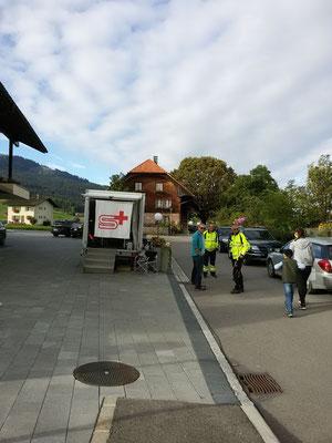 Postendienst Alpabzug 2018