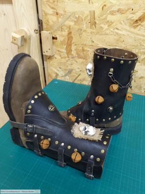Gamaschen für Schuhe