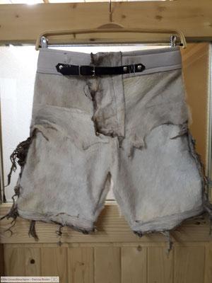 Shorts für die Krampus Frau