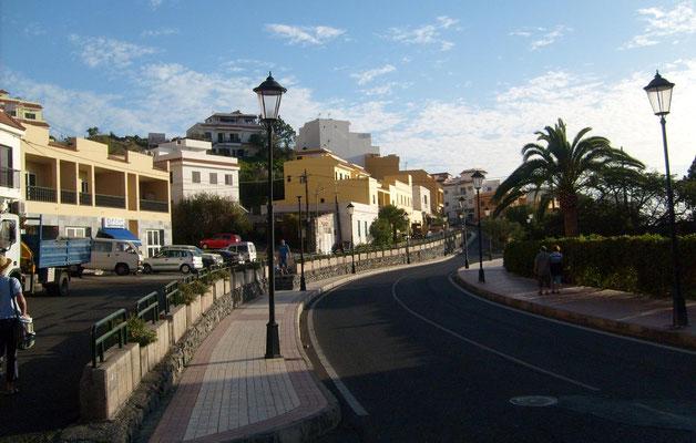 Blick auf Vueltas, Valle Gran Rey