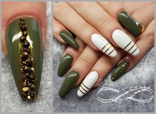 Fullover Nails Of Infinity Marina Kreutner