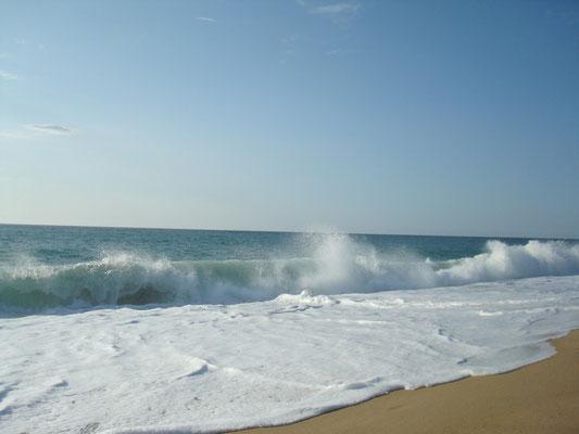 plage de Labenne Océan