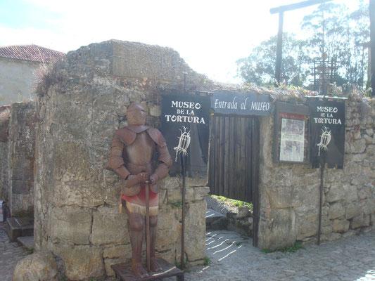 musée de la torture !!