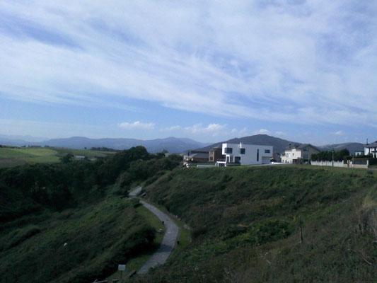une magnifique villa vue sur mer