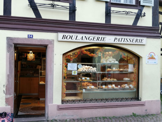 eine Bäckerei in Avignon