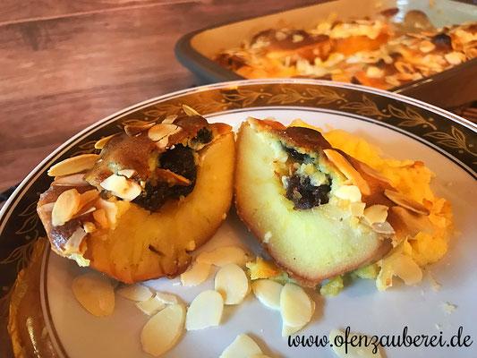 Bratäpfel in Vanillecreme aus der mittleren Ofenhexe von Pampered Chef®