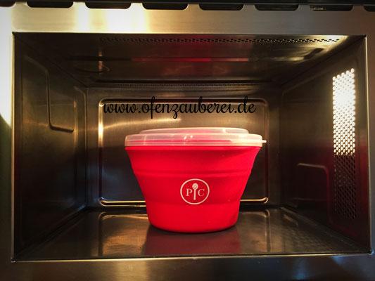 Popcorn Maker für die Mikrowelle von Pampered Chef®