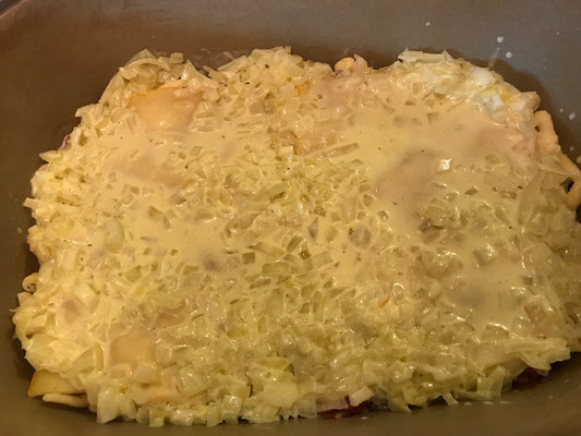 Käse Spätzle aus der Ofenhexe von Pampered Chef®