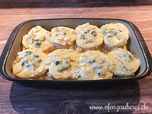 Bratäpfel mit Vanillecreme in der mittleren Ofenhexe von Pampered Chef®