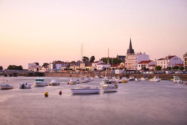 Saint-Gilles-Croix-de-Vie, le port - @ A. Lamoureux/Vendée Expansion