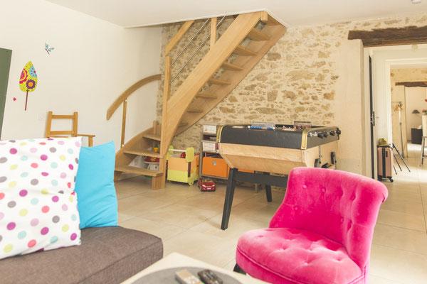 gîte confortable et spacieux @lecorbeau-photo.com
