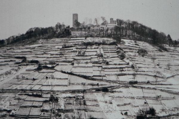 Ansicht aus der Nachkriegszeit