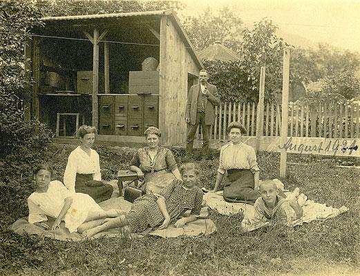 Im August 1921